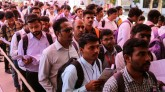 CMIE survey: 35 lakh people lost jobs in November!