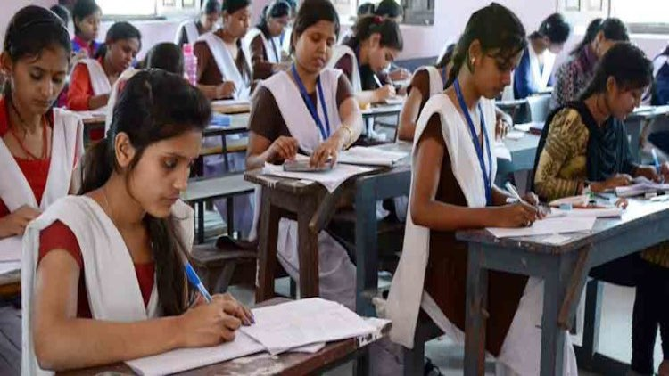 UP Board Class X & XII Exams Get Underway