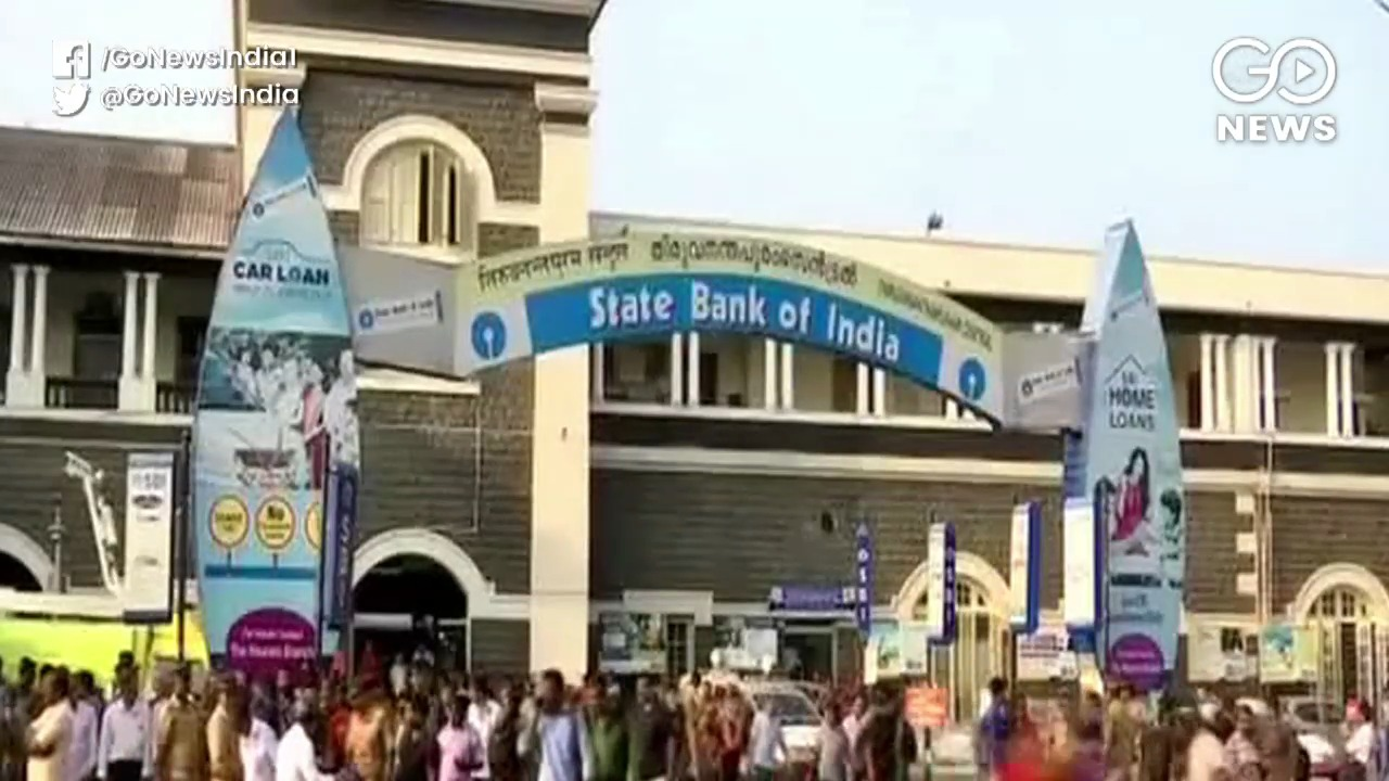 SBI Estimates GDP Growth Rate Of 4.7% IN FY20