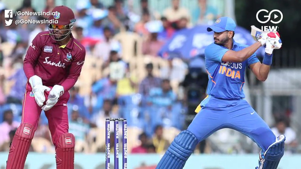 Hetmyer Hammers India As Windies Win First ODI By