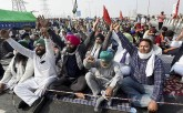 Farmers 'Bharat Bandh' today, security tightened,