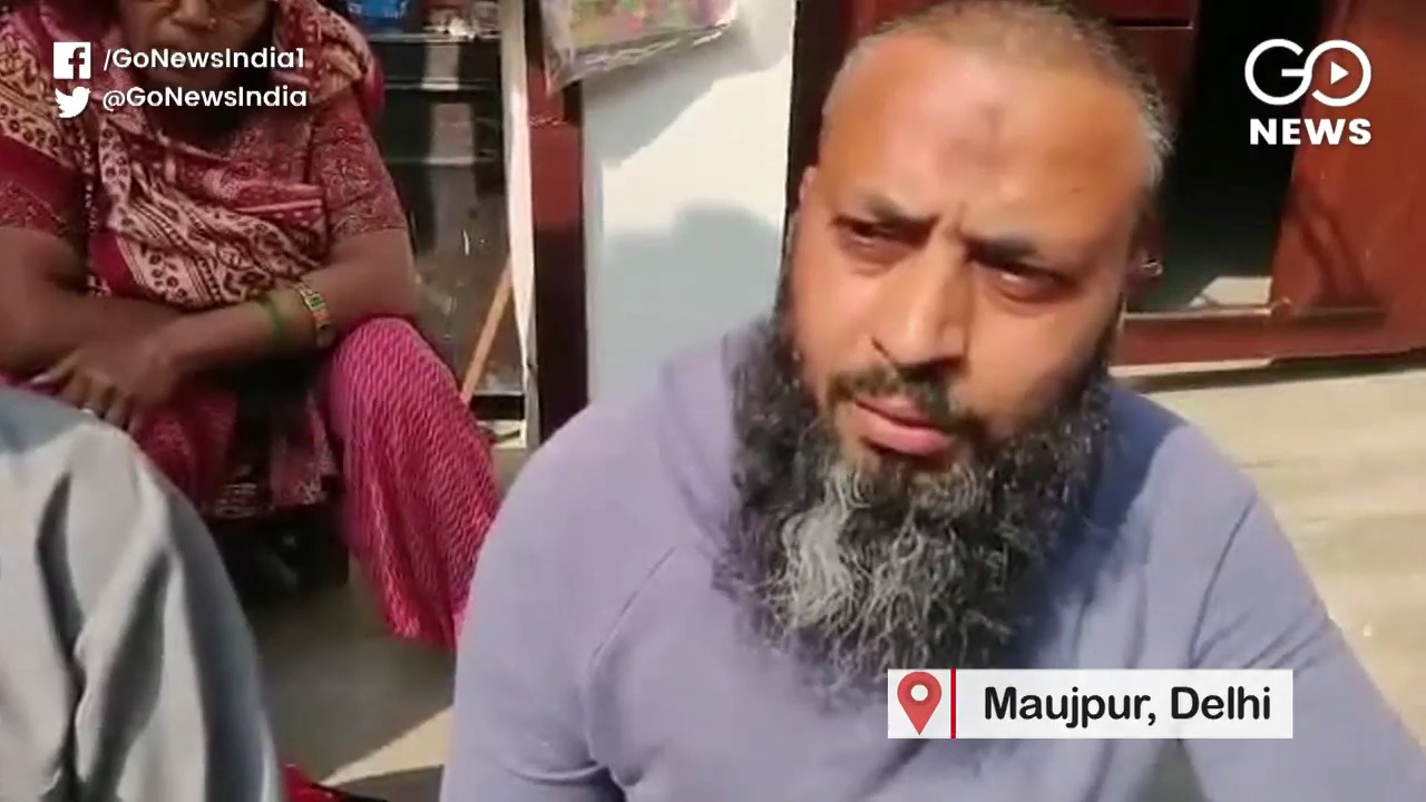 Hindu Couple Sheltered Five Muslim Families During