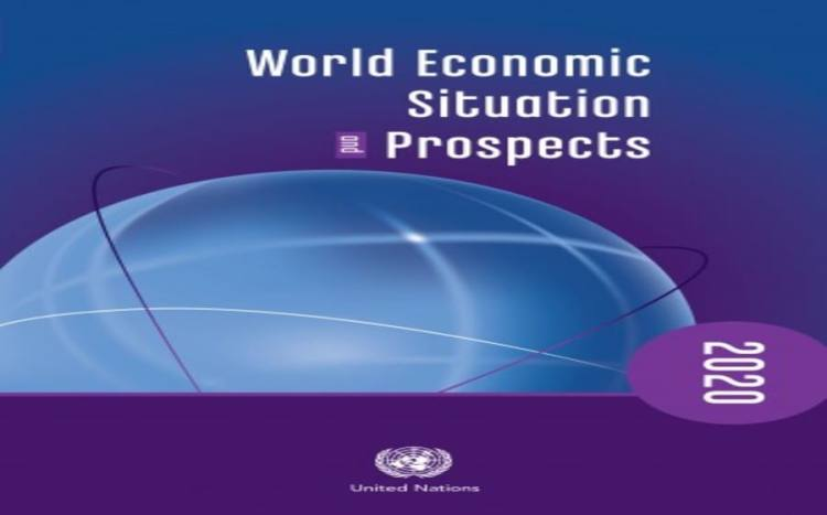 United Nations: 3.2 percent decline in global econ