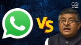 Government's response to WhatsApp case, respect fo