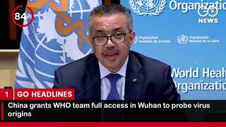 ICC-WHO Joint Statement: An Unprecedented Private
