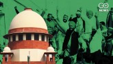 Center rebuked by Supreme Court on farmer movement