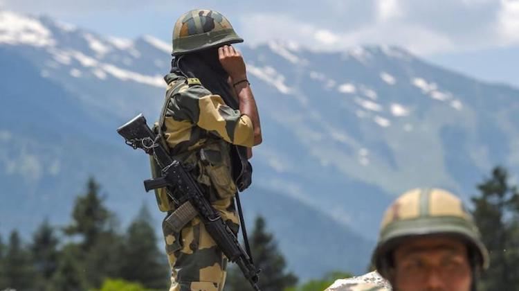 India-China troops clash after Pangong Tso Lake in