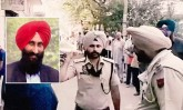 The martyrdom of Balwinder Singh, who was awarded