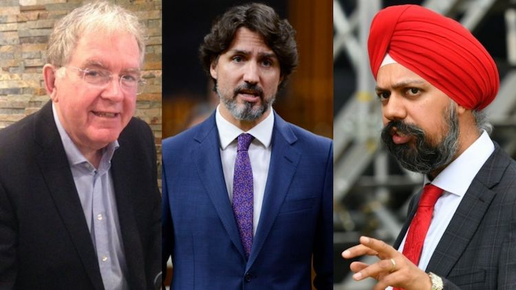 Canada's PM and foreign lawmakers support the farm