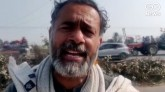 Yogendra Yadav appeals to farmers for peaceful par