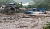 Sindhupalchowk flood updates: Two die, 20 missing