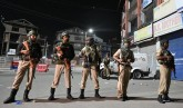 How is the situation in Kashmir a year after the r