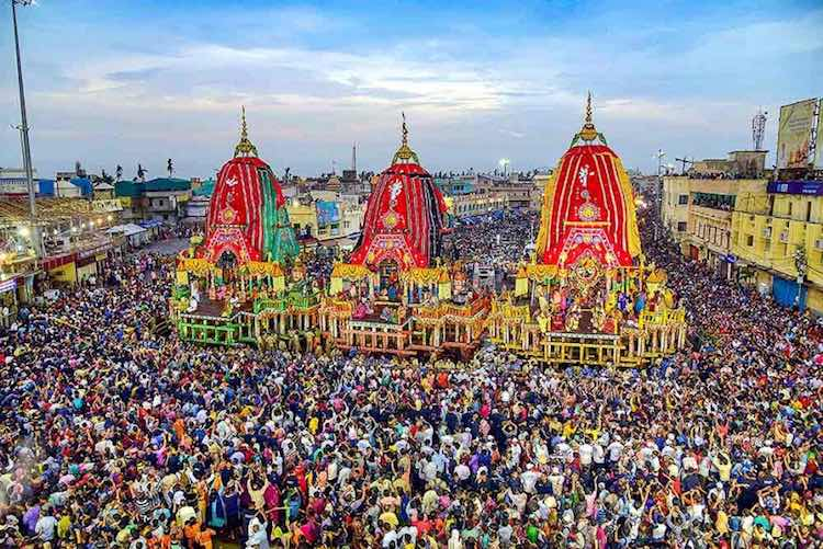 Supreme Court stays Rath Yatra at Jagannath Temple