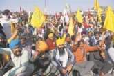 9th day of Farmers agitation: Seven farmers died s