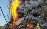 2 firefighters die as massive fire continues at As